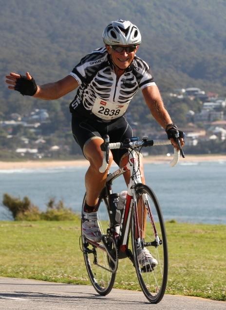 100 km Bike Ride